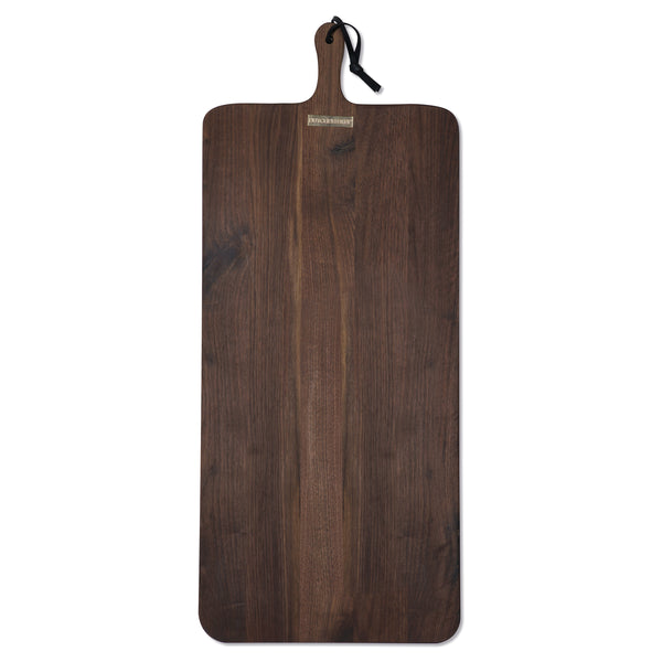 Dutchdeluxes Extra-Large French Walnut Rectangular Bread Board