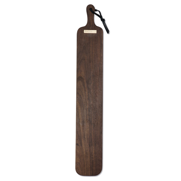 Dutchdeluxes Extra-Long French Walnut Paddle Style Bread Board