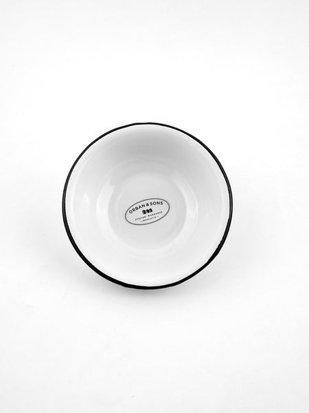 Orban & Sons Enamel Cereal Bowl