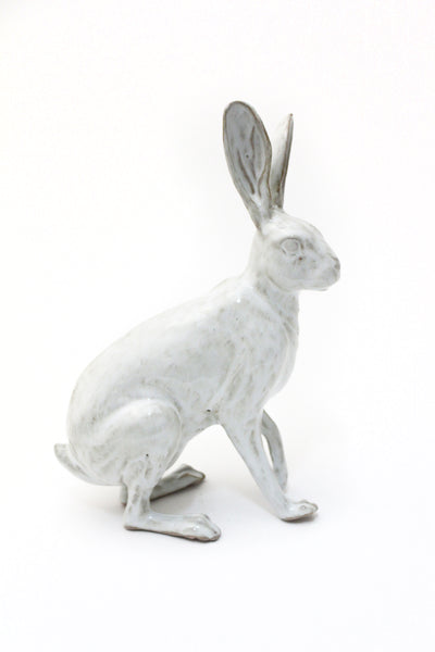 Yarnnakarn Ceramics Rabbit Sculpture