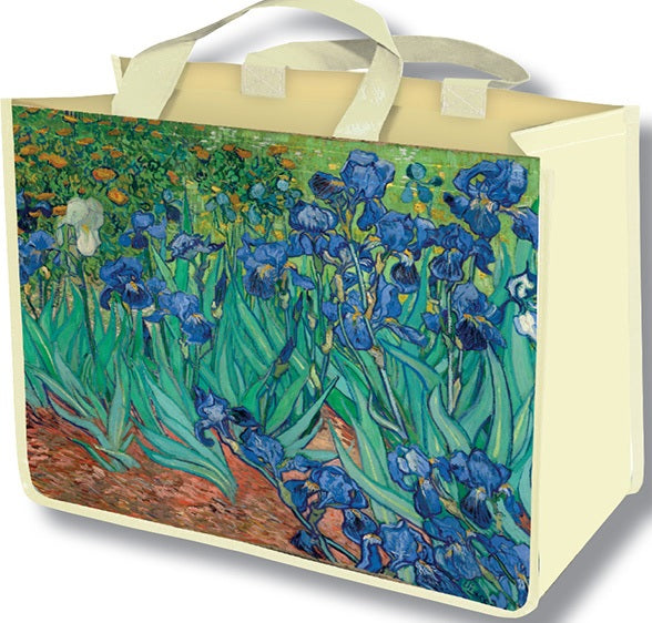 Van Gogh Iris Reusable Bag
