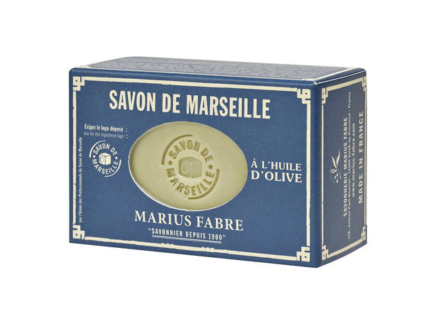 Marseilles Green Soap Bar in Paper Box (150g)
