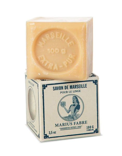 Marseilles White Soap in Paper Box (100g)