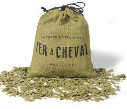 Fer à Cheval Genuine Marseille Soap Flakes Olive based 750g