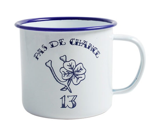 "Tattoo Collection ""Pas de Chance"" Mug"