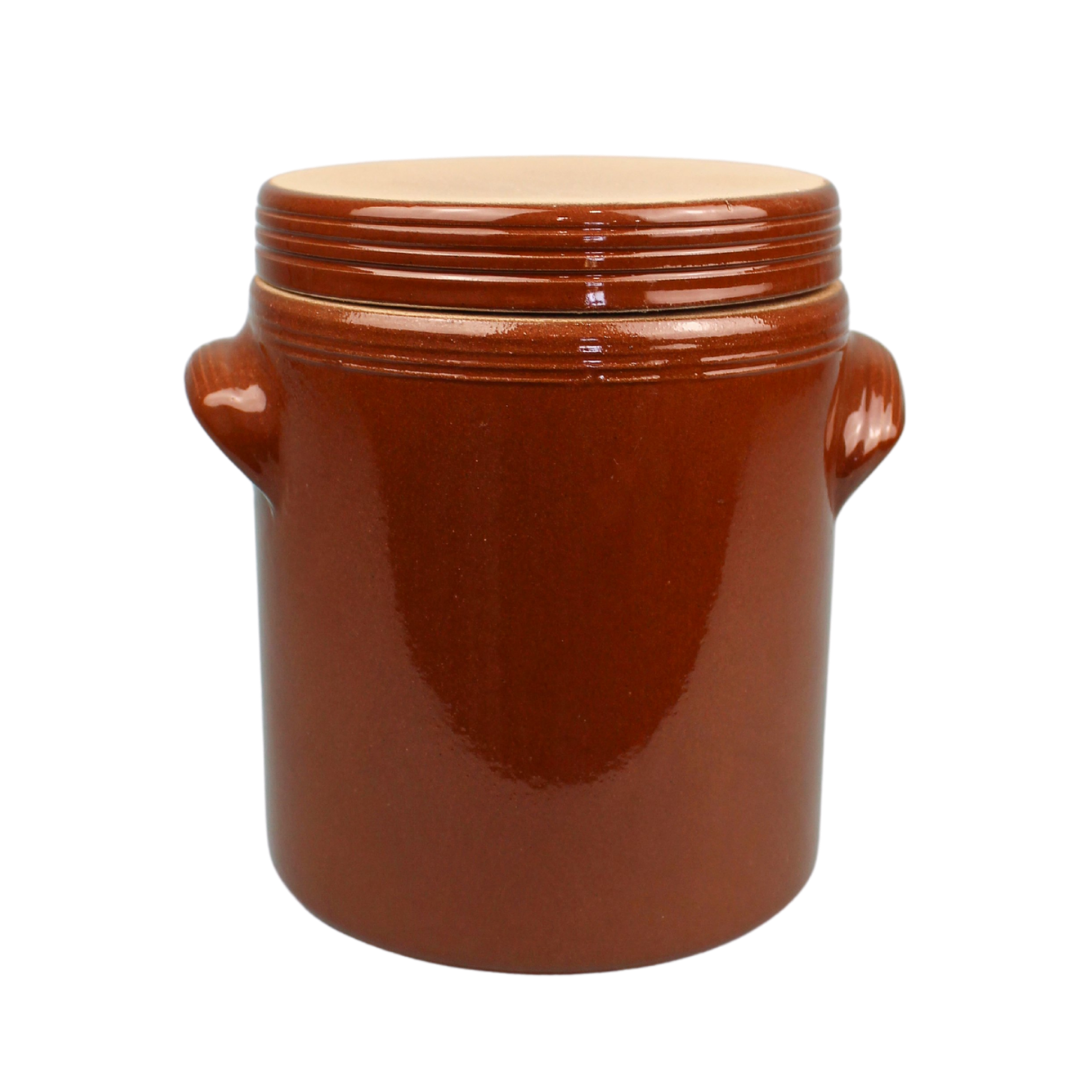 Poterie Renault Condiment Jar Medium