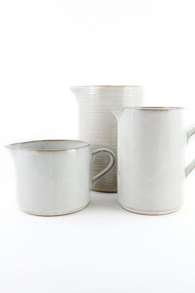 Yarnnakarn Rustic Tall Pitcher