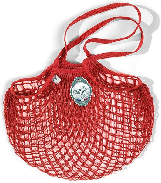 Filt Medium Bag in Coral (Anemone)
