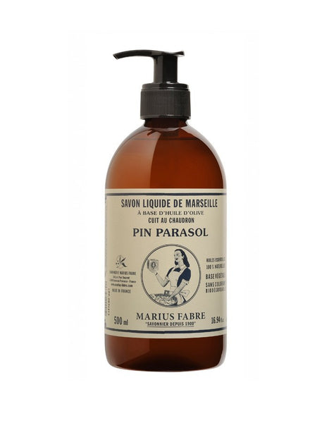 Marseilles Liquid Soap Parasol Pine (500 ML)