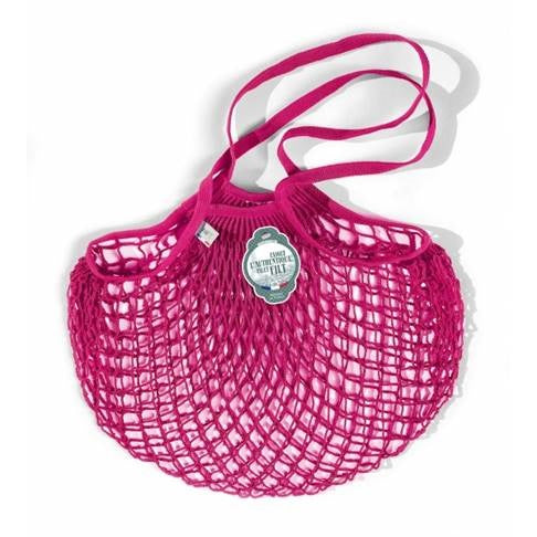 Filt Medium Bag in Raspberry