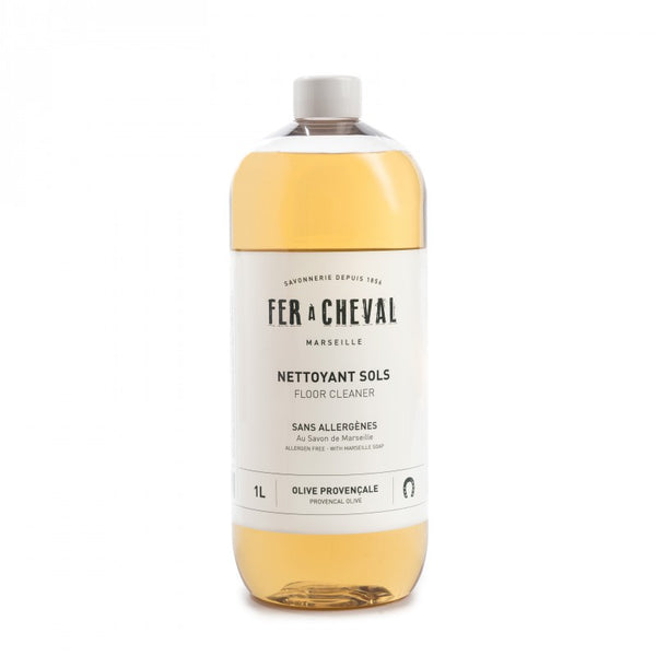 Fer à Cheval Floor Cleaner with Marseille Soap 1L