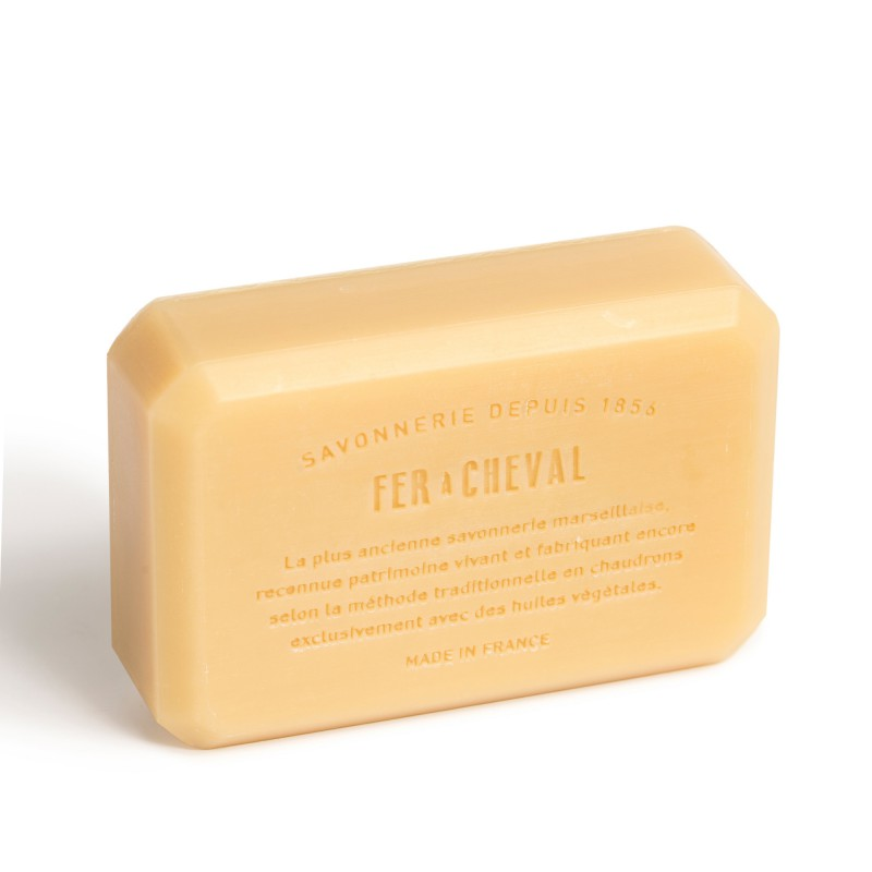 Fer à Cheval Gentle Perfumed Soap Bar - White Tea & Yuzu 125g