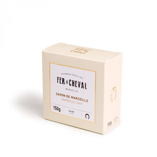 Fer à Cheval Premium Marseille Soap  Olive Oil 150g Bar