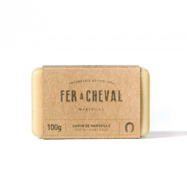 Fer à Cheval Genuine Marseille Soap Unscented 100g Bar