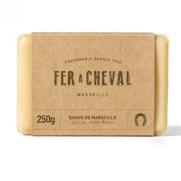 Fer à Cheval Genuine Marseille Soap Unscented 250g Bar