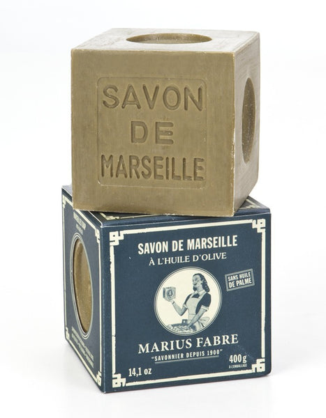 Marseilles Green Soap in Paper Box (400g)