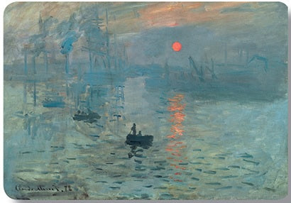 Monet Setting Sun Placemat