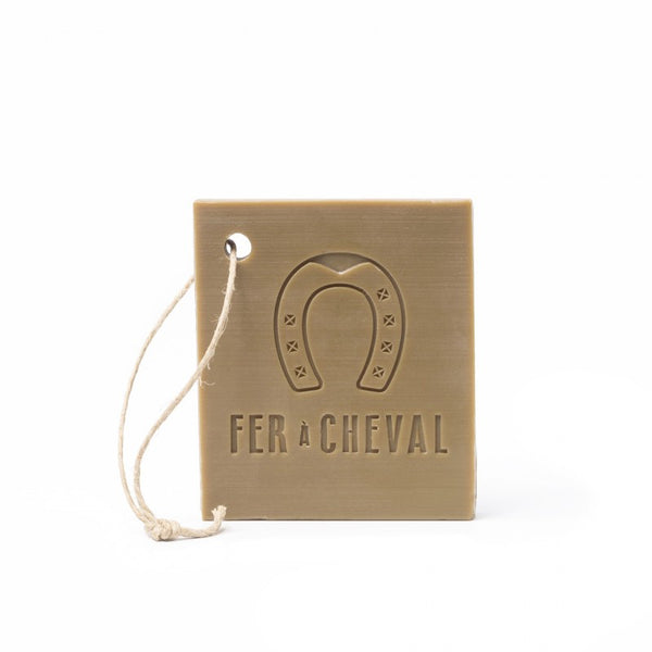 Fer à Cheval Genuine Marseille Soap Olive Oil 125g Slice