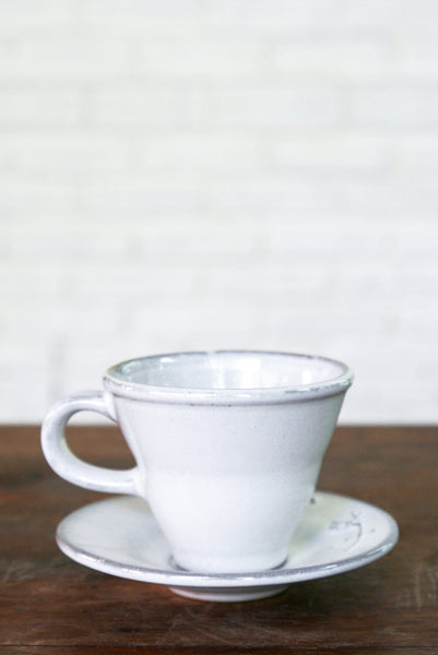 Yarnnakarn Ceramics Cup and Saucer