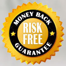 Risk Free Money Back Guarantee