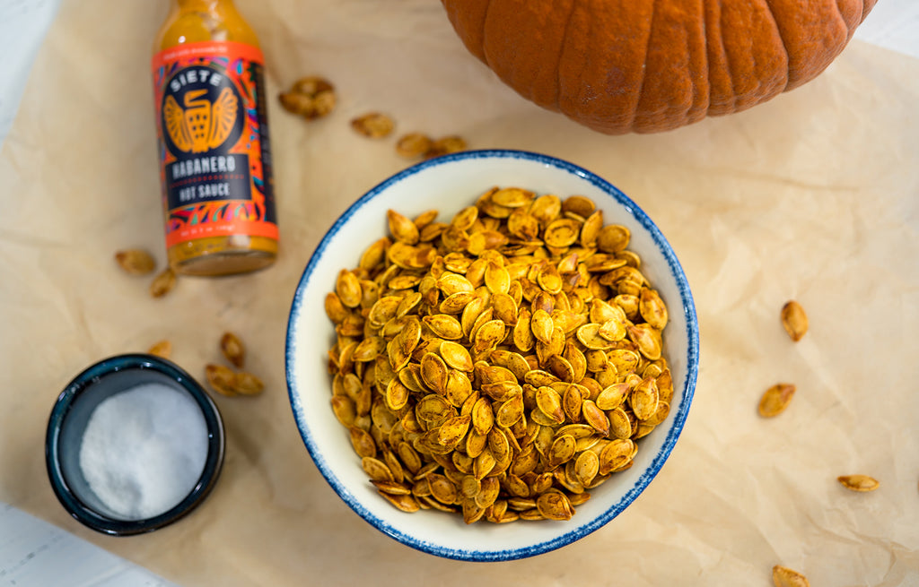 Habanero Pumpkin Seeds