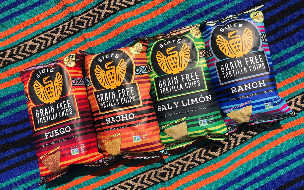Our New Salud Y Sabor Line Of Chips