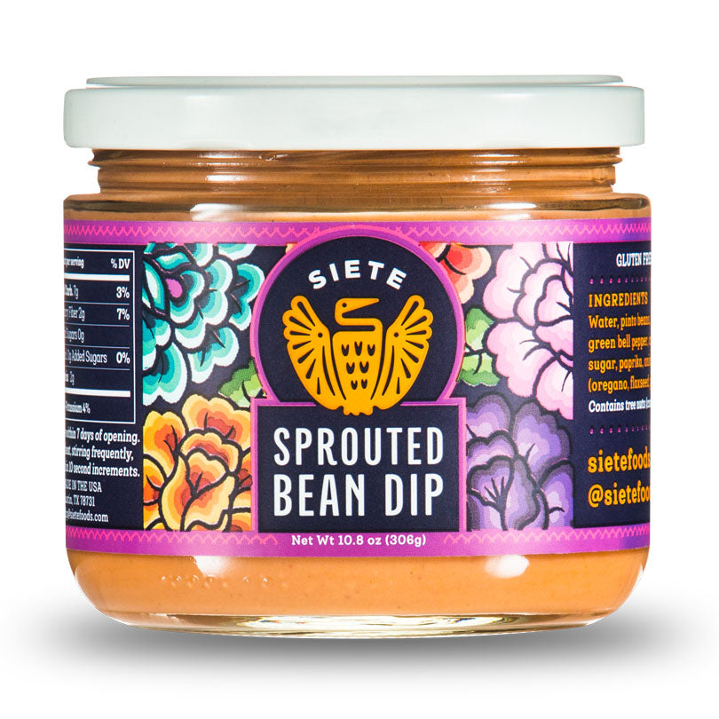 Sprouted Bean Dip