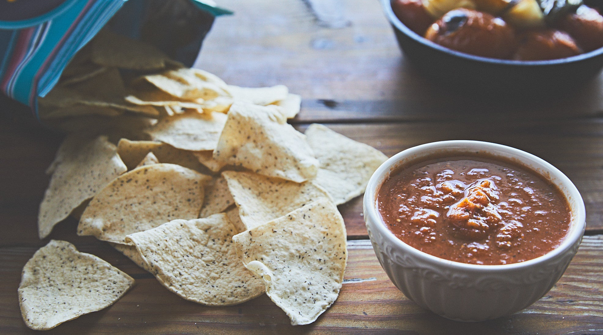 Grain Free Tortilla Chips
