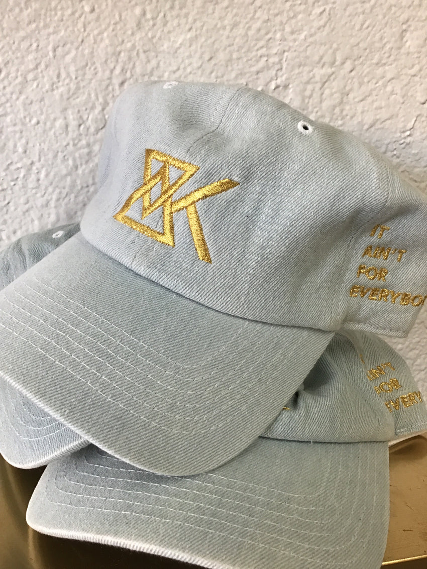 EK Denim Logo Cap