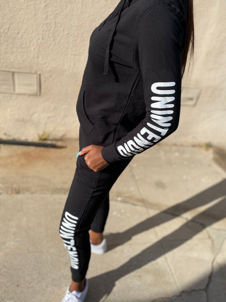 U N I N T E N D I D 'South Central' SWEATSUIT