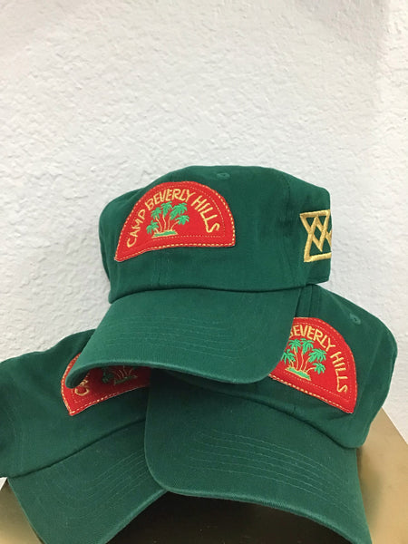 Camp Beverly Hills Dad Cap