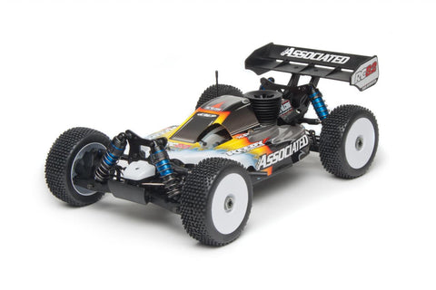 RC8.2RS RTR NITRO 4WD OFF ROAD BUGGY