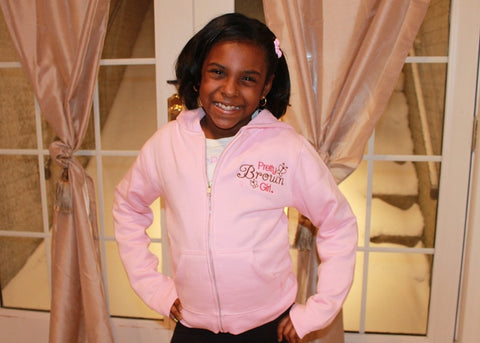 Pretty Brown Girl Exclusive Hoodie