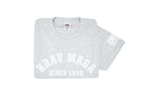 JW3 Club T-Shirt Grey