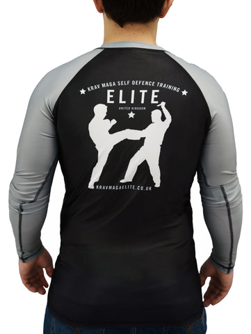 Krav Maga Elite Rash Guard