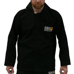 KMG Hooded Heavy Training Jacket