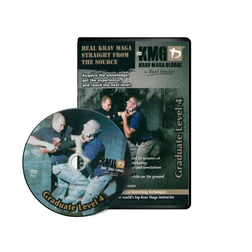 KMG Graduate Level 4 DVD
