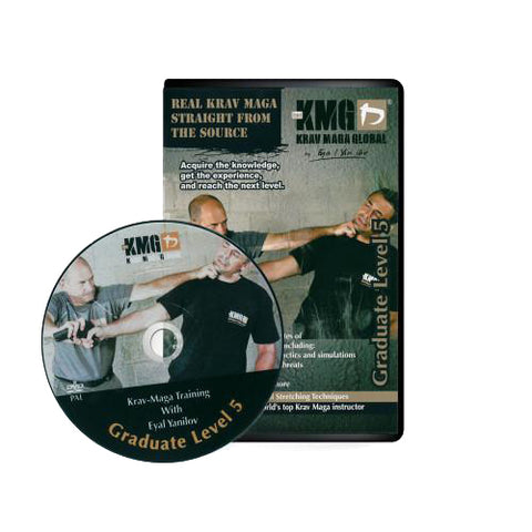 KMG Graduate Level 5 DVD