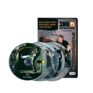 KMG Complete Practitioner DVD Pack Levels 1 to 5