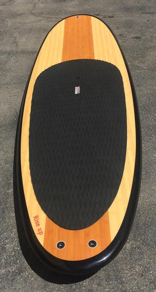10'3  Paddle board Rise Up bamboo   Sold out! taking pre-orders