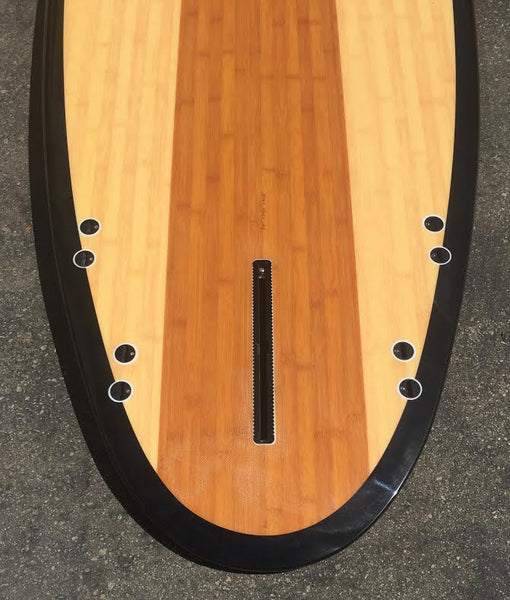 9'2 Carbon Stand-up Paddle Board round tail! By Rise Up Boards - Rise Up Boards