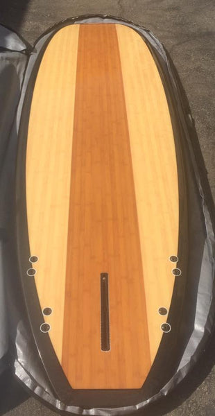9'6 Stand-up Paddle Board square tail!  By Rise Up Boards! - Rise Up Boards