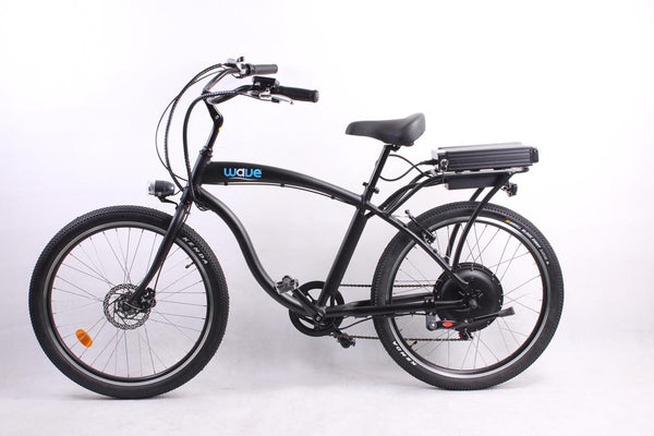 Electric bike Beach Cruiser Men's   Available in May - Rise Up Boards