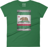 Grizzly - California Extinct - Women's crew neck T-shirt