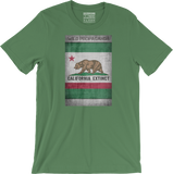 Grizzly - California Extinct - Men's/Unisex T-shirt
