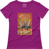 Elephant - I am not your status symbol - Women's scoop neck T-shirt