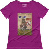 Grizzly - Instant Karma - Women's scoop neck T-shirt
