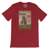 Grizzly - Instant Karma - Men's/Unisex T-shirt