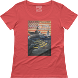 Whales - Collateral Damage - Women's scoop neck T-shirt