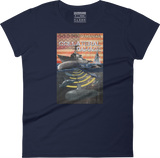 Whales - Collateral Damage - Women's crew neck T-shirt